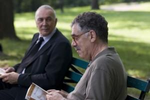 "Frank Langella and Elliott Gould Star in ""The Caller"""