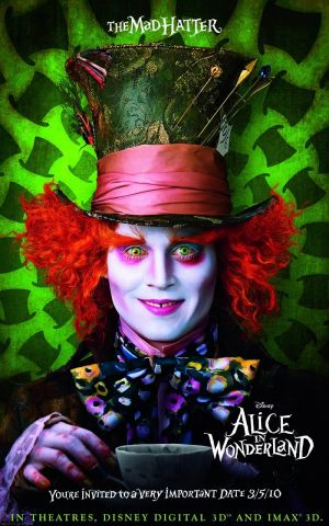 Alice in Wonderland 2010 DVDRip XviD