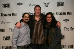 The Brazen Bull premiere party