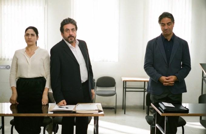 Gett: The Trial of Vivane Amsalem